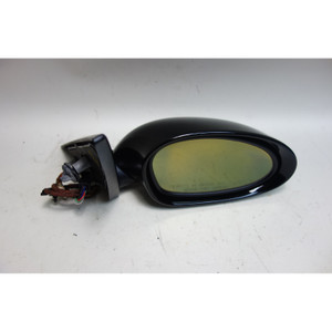 2003-2008 BMW E85 E86 Z4 Roadster Coupe Right Outside Dimming Side Mirror Black - 30895