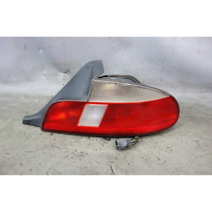 Damaged BMW Z3 Roadster Right Passenger Rear Tail Light Clear White 1999-2002 OE - 30922
