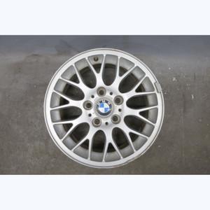 1992-2006 BMW E36 E46 3-Series Z3 16x7 Inch Style 42 Cross-Spoke Alloy Wheel OEM - 30964