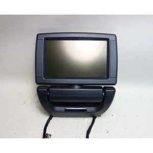 2007-2014 BMW E70 X5 E71 X6 Factory Rear Seat Entertainment DVD Display Screen - 30981