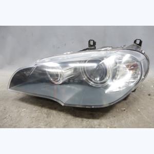 2007-2011 BMW E70 X5 SAV Factory Left Front Xenon Adaptive Headlight Lamp OEM - 30990