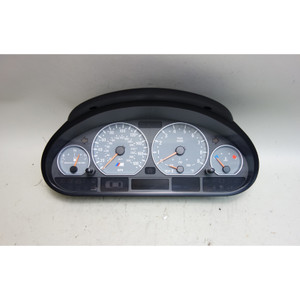2001-2006 BMW E46 M3 Coupe Convertible Instrument Gauge Cluster for Manual Trans - 31002