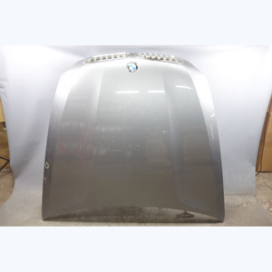 2007-2014 BMW E70 E71 X5 X6 Front Engine Hood Bonnet Cover Panel Space Grey OEM - 31022