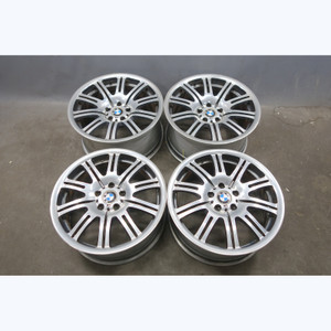 """2005-2006 BMW E46 M3 Factoy 19"""" Staggered M Double-Spoke Alloy Wheel Set of 4 OE - 31023"""