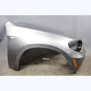 007-2010 BMW E70 X5 SAV Early Right Front Passenger Fender Panel Space Grey OEM - 31027