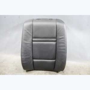 07-14 BMW E70 E71 X5 X6 Right Front Passenger Seat Backrest Heated Black Leather - 31048