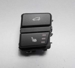 2008-2010 BMW E60 5-Series Center Console Switch Unit Seat Heat Trunk Release - 6707