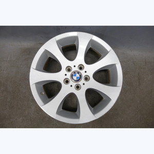 """2006-2013 BMW E90 3-Series Front 18"""" Style 162 Ellipsoid Alloy Wheel Front OEM - 31283"""