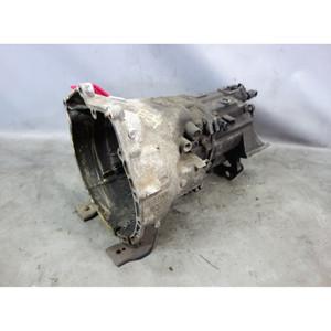 1993-1995 BMW E34 525i M50 6-Cyl Sedan Manual Transmission Gearbox 5-Speed OEM - 31293