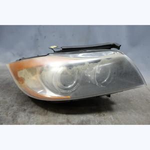 Damaged 2006-2008 BMW E90 E91 3-Series Right Xenon Adaptive Headlight Lamp OEM - 31301