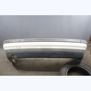 1992-1999 BMW E36 3-Series Factory Rear Bumper Trim Cover Alpine White - 31303