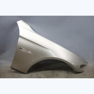2011-2016 BMW F10 5-Series Right Front Fender Quarter Panel Kashmir Silver OEM - 31339