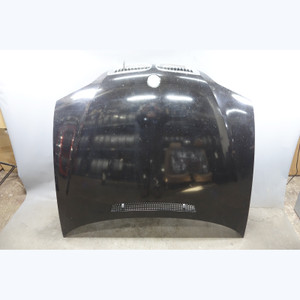 2002-2005 BMW E46 3-Series 4dr Sedan Front Engine Hood Bonnet Cover Black 2 - 31341