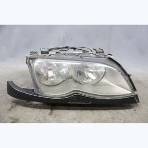 2002-2005 BMW E46 3-Series 4door Right Front Halogen Headlight Titan AL OEM - 31363
