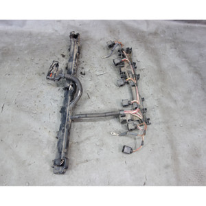 2011-2012 BMW F10 528i F25 X3 28i N52 Engine Ignition Coil Fuel Injector Wiring - 31373