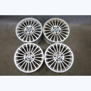 "1999-2006 BMW E46 3-Series 17"" Factory Style 73 Radial Spoke Wheel Set of 4 OEM - 31401"