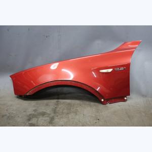 2004 BMW E83 X3 SAV Left Front Drivers Fender Quarter Panel Flamenco Red OEM - 31408