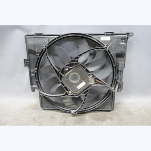 2014-2017 BMW F30 3-Series F22 N20 Factory Electric Engine Cooling Fan 400w OEM - 31490