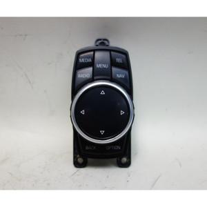 2014 BMW F30 3-Series F10 5-Series Center Console Infotainment Control Knob - 31500