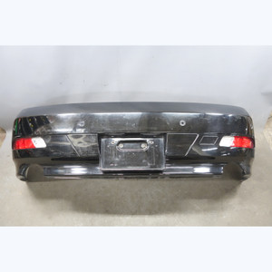 2004-2007 BMW E63 E64 6-Series Early Factory Rear Bumper Cover PDC Black OEM - 31531