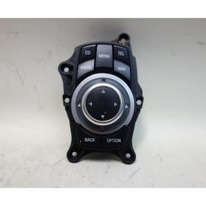2009-2011 BMW E90 3-Series E82 Center Console Infortainment CIC Controller Knob - 31563