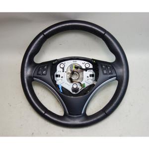 2008-2015 BMW E90 3-Series E82 E84 Sports Heated Steering Wheel Multi OEM - 31564