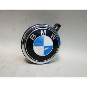 BMW E63 E64 6-Series Z4 E86 Trunk Boot Lid Emblem w Lock Latch 2004-2010 OEM - 31568