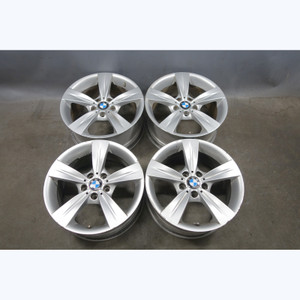 """2006-2013 BMW E9x 3-Series Style 287 Staggared 18"""" Alloy Wheel Set of 4 OEM - 31581"""