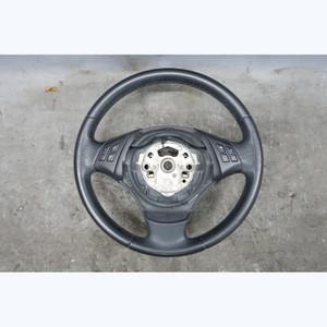 BMW E90 E91 3-Series 4door Multifunction Leather Steering Wheel 2006-2012 OEM - 31648