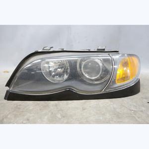 2002-2005 BMW E46 3-Series 4door Left Front Factory Xenon Headlight Lamp AL OEM - 31654