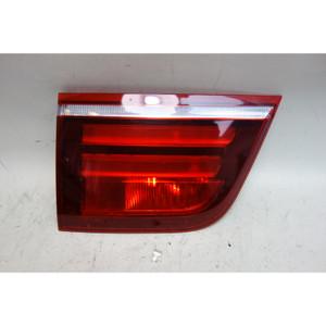 2011-2013 BMW E70 X5 SAV LCI Left Inner Tail Light Lamp in Trunk Lid OEM - 31677