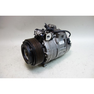 2011 BMW F10 528i N52 6-Cylinder AC Air Conditioning Compressor Pump OEM - 31686