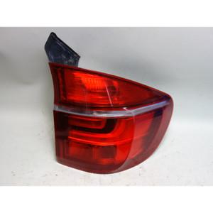 Damaged 2011-2013 BMW E70 X5 SAV Right Rear Outer Tail Light Lamp Genuine OEM - 31687