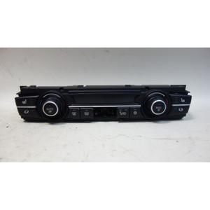 Damaged 2009-2012 BMW E70 X5 SAV E71 Automatic Climate Control Interface Panel - 31695
