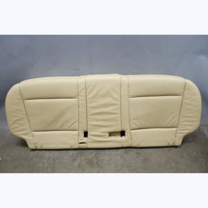 2007-2013 BMW E70 X5 SAV Rear 2nd Row Seat Bottom Bench Beige Leather OEM - 31707
