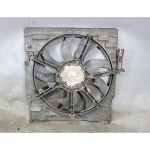 Damaged 2009-2014 BMW E70 X5 E71 X6 Electric Engine Radiator Cooling Fan 850W OE - 31715