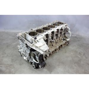 2011-2012 BMW N55 6-Cyl Twin-Scroll Turbo 3.0L Engine Cylinder Block Bare OEM - 31716
