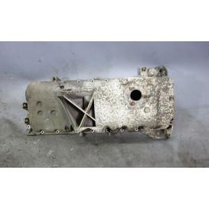 2009-2013 BMW E70 X5 SAV Diesel M57 6-Cylinder Factory Oil Pan Sump OEM - 31720