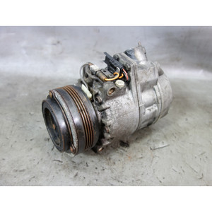 2009-2013 BMW E70 X5 SAV Diesel 35d Air Conditioning AC Compressor Pump 4-Rib - 31744