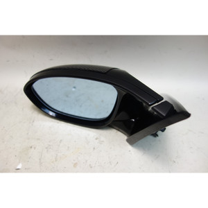 2008-2013 BMW E92 Coupe M3 Factory Left Outside Side Mirror Gloss Carbon OEM - 31770