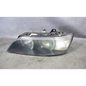 Damaged 1999-2002 BMW Z3 Roadster Coupe Left Headlight Lamp White Turn Lens OEM - 31843