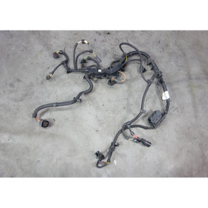 Damaged 2014-2016 BMW F30 F22 N26 SULEV 4-Cyl Engine Wiring Harness Mod 2 OEM - 32543