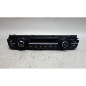 2010 BMW E70 X5 E71 Automatic Climate Control Interface Panel for Seat Heat OEM - 32643