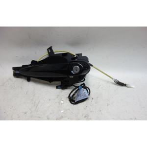 2007-2013 BMW E70 X5 E71 X5 Left Front Ext Outside Door Handle Black Sapphire OE - 32649