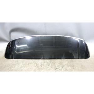 2007-2013 BMW E70 X5 SAV Early Rear Trunk Lid Spoiler Wing Black Sapphire OEM - 32680
