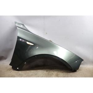 2005-2010 BMW X3 SAV Right Front Fender Quarter Panel Trim Highland Green OEM - 32573