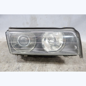 Damaged 1995-1998 BMW E38 7-Series Factory Right Front Halogen Head Light OEM - 32716