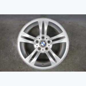 "2004-2010 BMW E83 X3 E46 E36 17"" 17x8 Style 112 Double Spoke Alloy Wheel OEM - 32597"