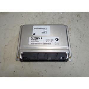 2006 BMW E83 X3 SAV 3.0i 3.0L M54 6-Cyl Engine Compuiter Brain DME ECU OEM - 32600