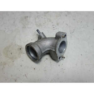 08-13 BMW E90 M3 S65 4.0L V8 Left Bank 2 Coolant Pipe Elbow For Thermostat House - 32776
